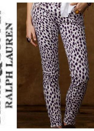 Отличные джинсы скинни с молниями на штанинах от denim&supply by ralph lauren, p. 28