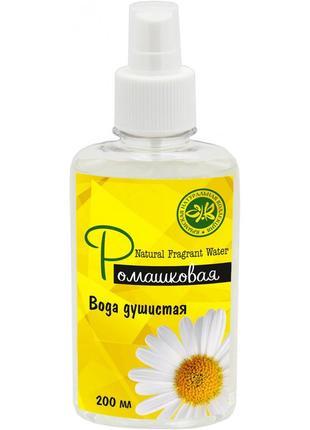Крымская натуральная коллекция душистая вода ромашковая