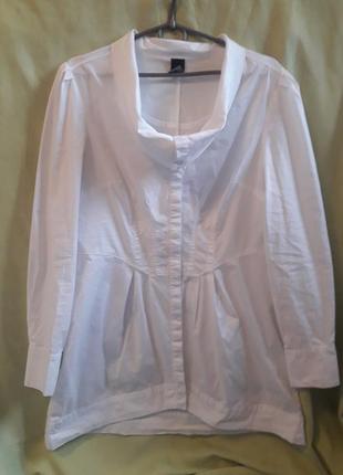 Блуза нарядна 38 40р