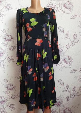 Очень красивое платье с бабочками плаття з метеликами