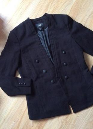 Кардиган пиджак h&m