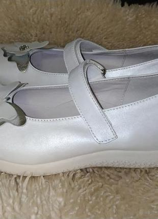 Buckle my shoe туфлі шкіра зовні та всередині