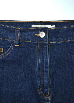 Юбка джинсовая миди высокая посадка  woman.5 фото