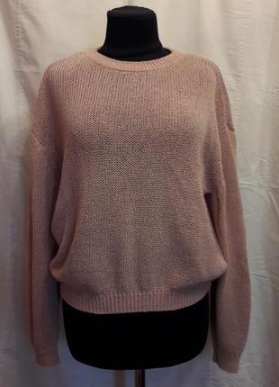 Оригинальный свитер cos
