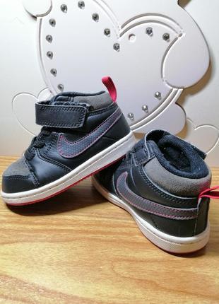 Хайтопи кросівки nike
