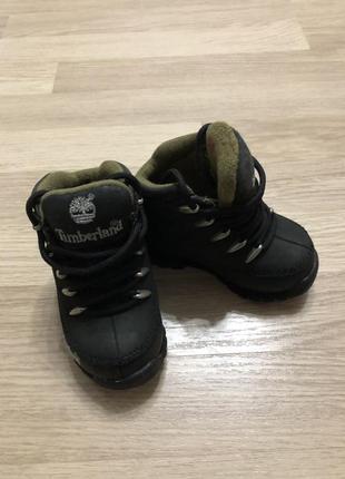 Ботинки timberland!