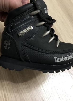 Ботинки timberland!4 фото