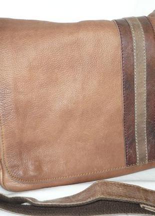 Rada индия мужская кожаная сумка мессенджер для учёбы планшета тетрадей ручка через плечо