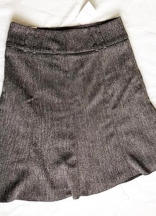 Расклешенная юбка миди orsay