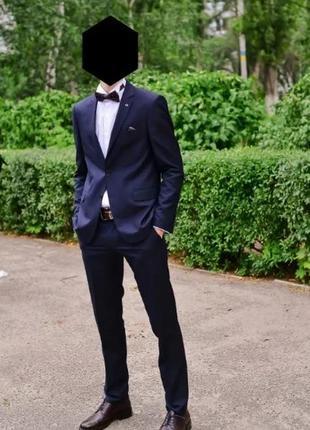1d8bf24d23389 Мужские костюмы с бабочкой 2019 - купить недорого мужские вещи в ...