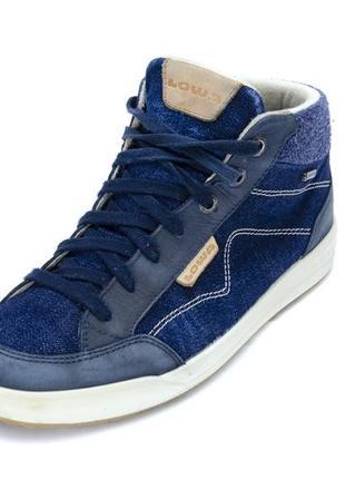 Ботинки lowa maine gore-tex. стелька 24 см