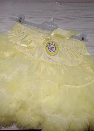 Шикарная пышная юбка пачка из новой коллекции to be too италия