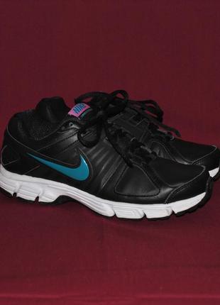 Кроссовки nike спорт бег фитнес атлетик марафон кожаные adidas asics