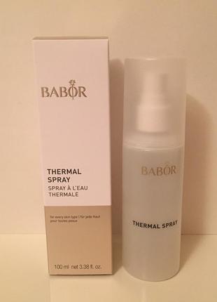Термальный спрей для лица babor