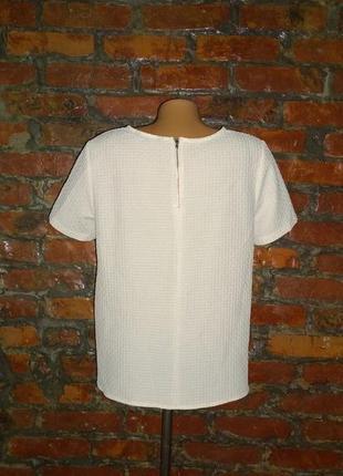 Фактурная блуза кофточка new look2 фото