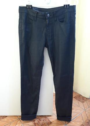 Крутезні чорні штани штаны2 фото