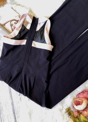 Шикарный комбинезон - штаны колюты размер 12 (44-46)4 фото