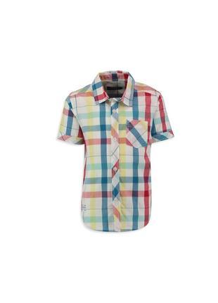 16-176 дитяча сорочка для хлопчика детская рубашка lc waikiki