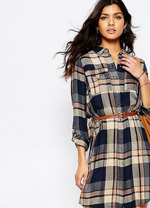 b853c2cb399 Женские платья рубашки Zara 2019 - купить недорого вещи в интернет ...