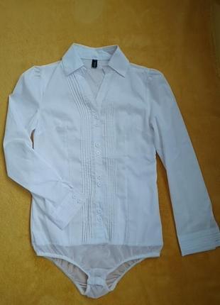 Новая рубашка комбидрес