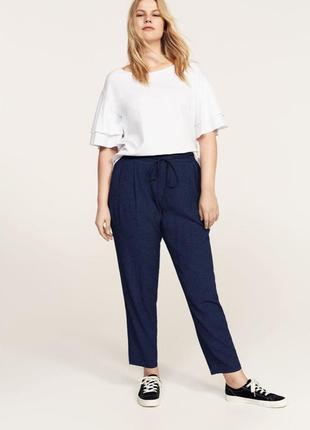 Стильные брюки mango