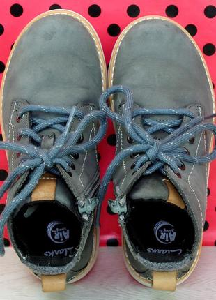 Ботинки clarks2 фото