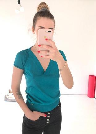 Шелковая женская футболка gucci оригинал