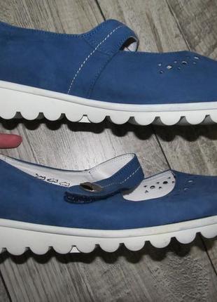 Туфли серии лайт женские waldlaufer р. 42- стелька 29см германия