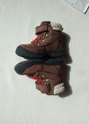Деми ботинки old navy2 фото