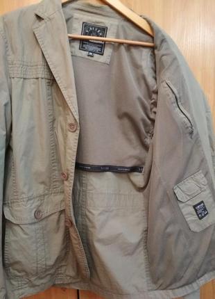 Жакет  v.seven  р.50 пиджак куртка3 фото