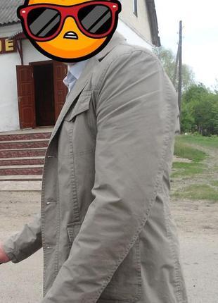 Жакет  v.seven  р.50 пиджак куртка4 фото