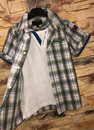 Рубашка- обманка