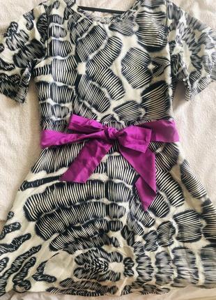 Ексклюзивная серия 100% шёлк, платье от m&s