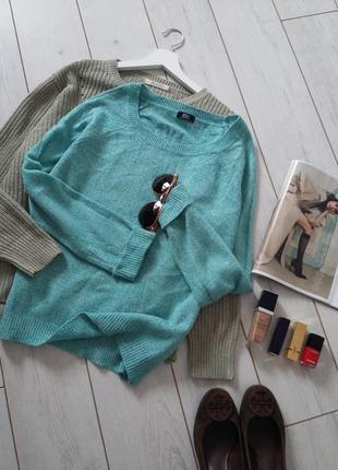 Мега стильный свитер в изумительном цвете...#487