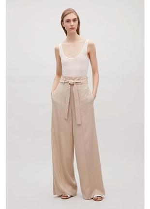 Широкие брюки cos 503045002