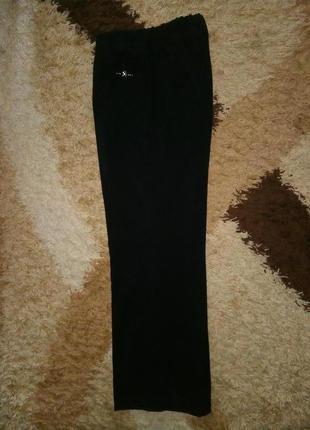 Женские брюки с начесом р.56 турция
