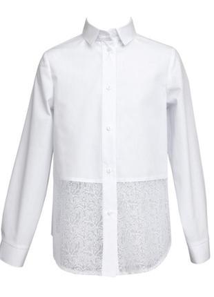 Блузка школьная sly 117s
