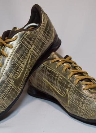 3f1cc317 Золотистые мужские кожаные кроссовки 2019 - купить недорого мужские ...