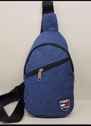 Чоловіча сумка слинг