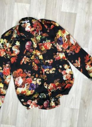 Шелковая блузка glamorous