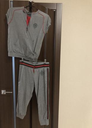 Летний спортивный костюм gucci