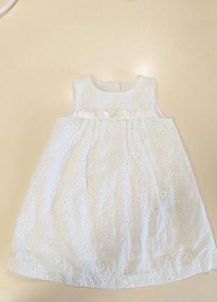Платье+болеро на малышку