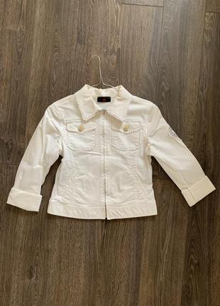 Джинсовая куртка richmond