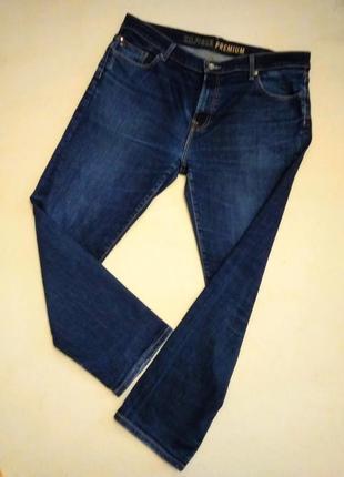 Брендовые джинсы большого размера .