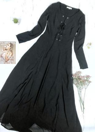 Вечернее платье в пол glamorous / uk8