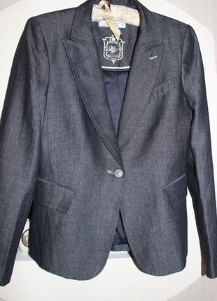 Zara новый жакет пиджак блейзер