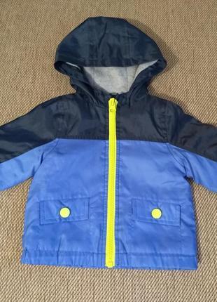Куртка-вітрівка для малят 1-3м baby