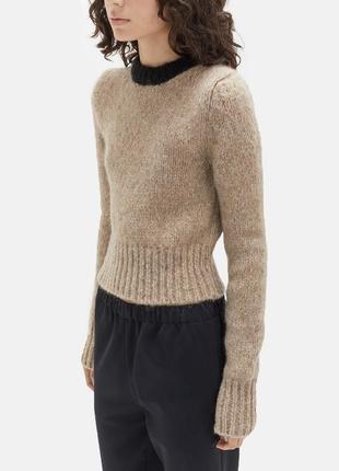 Marni свитер джемпер оригинал альпака коллекция 2018 prada cucinelli owens