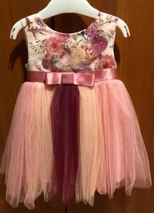 Нарядное платье тм miracle me