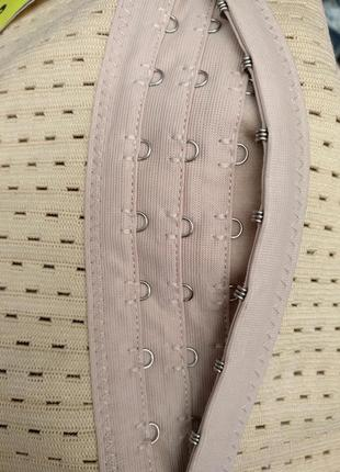 Утягивающий пояс корсет утягивающее нижнее белье2 фото